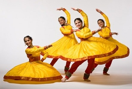 Classical Dance Costumes of India